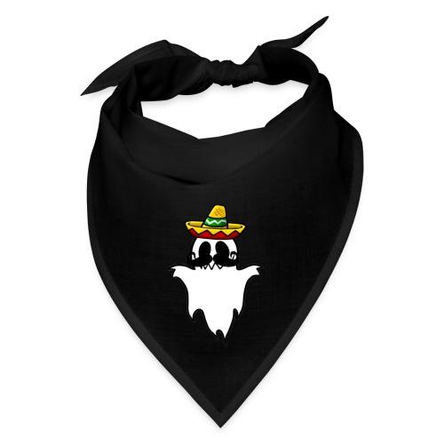 Black HispanicGhost Bandana - Bandana
