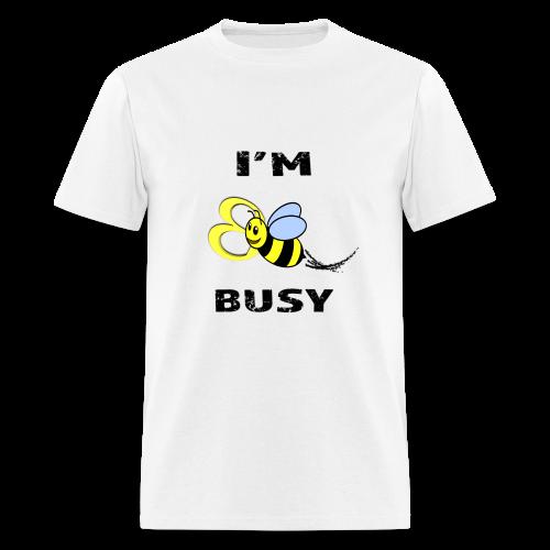 Navy Blue T-shirt - Men's T-Shirt