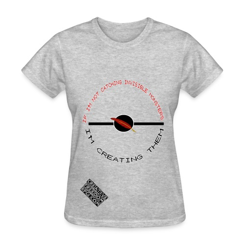 How many can you catch? - Women's T-Shirt