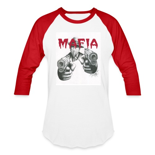 Mafia - Baseball T-Shirt