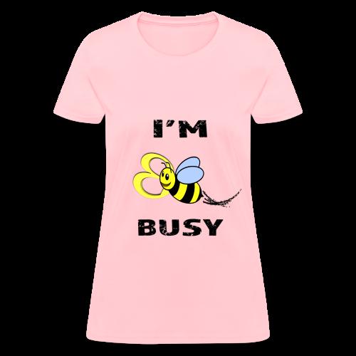 Pink T-Shirt - Women's T-Shirt