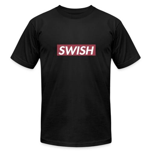 SWISH Men's T-shirt - Men's Fine Jersey T-Shirt