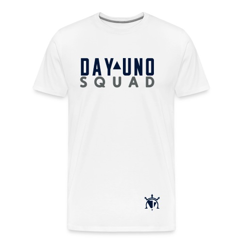 DAY UNO SQUAD (M) - Men's Premium T-Shirt