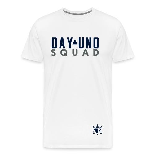 DAY UNO SQUAD (M) - Men's Premium T-Shirt