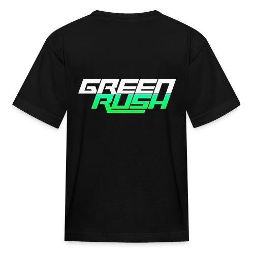 GREEN RUSH Shirt - Kids' T-Shirt