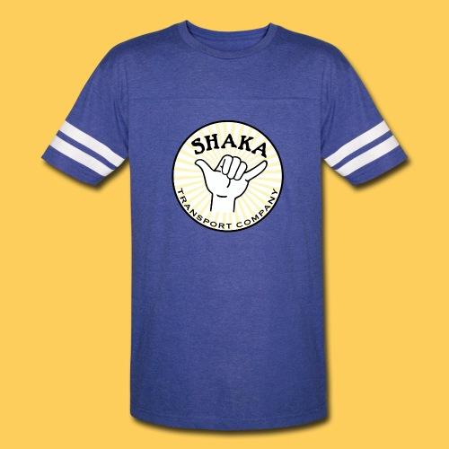 Men's Vintage Shaka Ringer - Vintage Sport T-Shirt