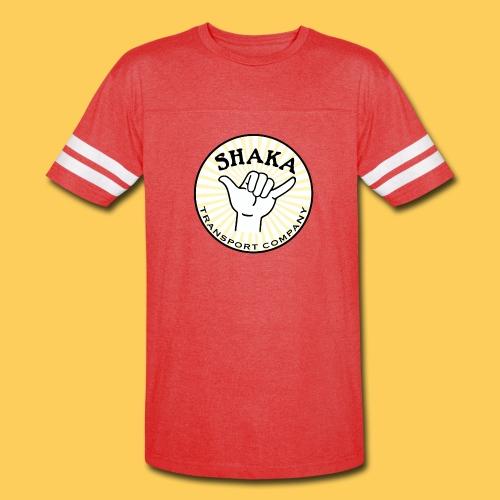 Women's Vintage Shaka Ringer - Vintage Sport T-Shirt