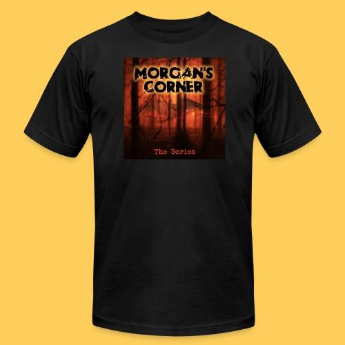 Men's American Apparel Early Logo Tee - Men's  Jersey T-Shirt