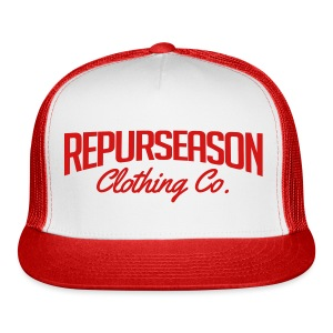 Trucker Red - Trucker Cap
