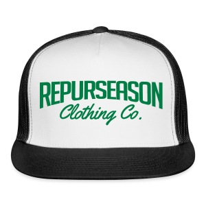 Trucker Green - Trucker Cap