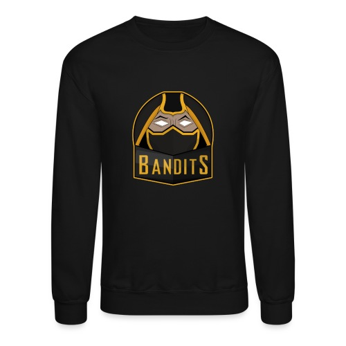 Team Bandits Pull Over Sweater - Crewneck Sweatshirt