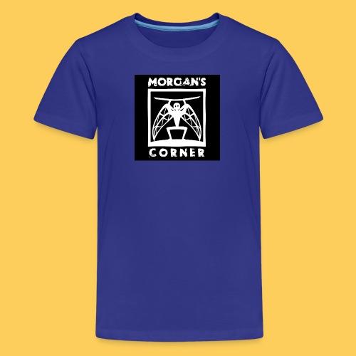 Child's Premium White Guardian Tee - Kids' Premium T-Shirt