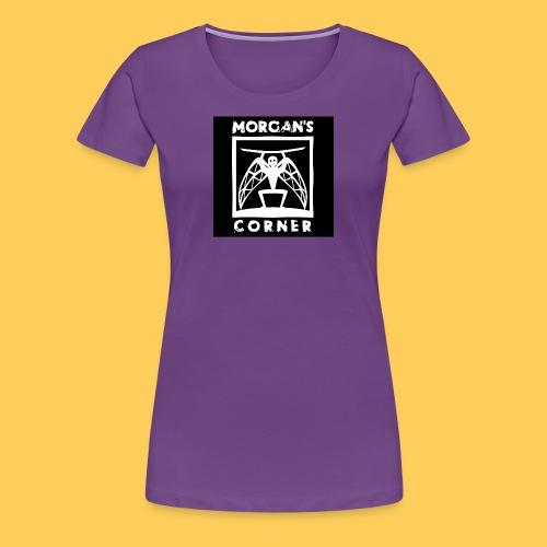 Women's Premium White Guardian Tee - Women's Premium T-Shirt