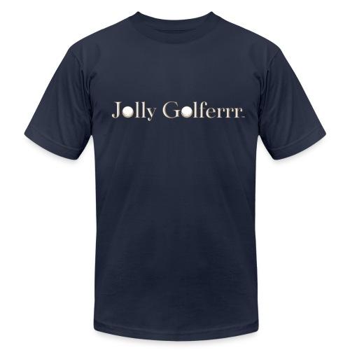 Classic Wordmark - Men's Fine Jersey T-Shirt