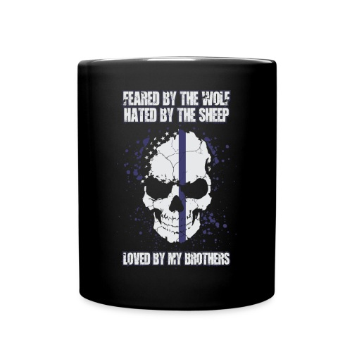 Feared, Hated, Loved - Full Color Mug