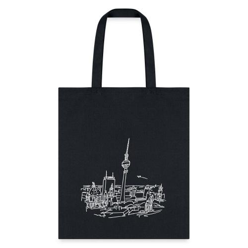 Panorama of Berlin - Tote Bag