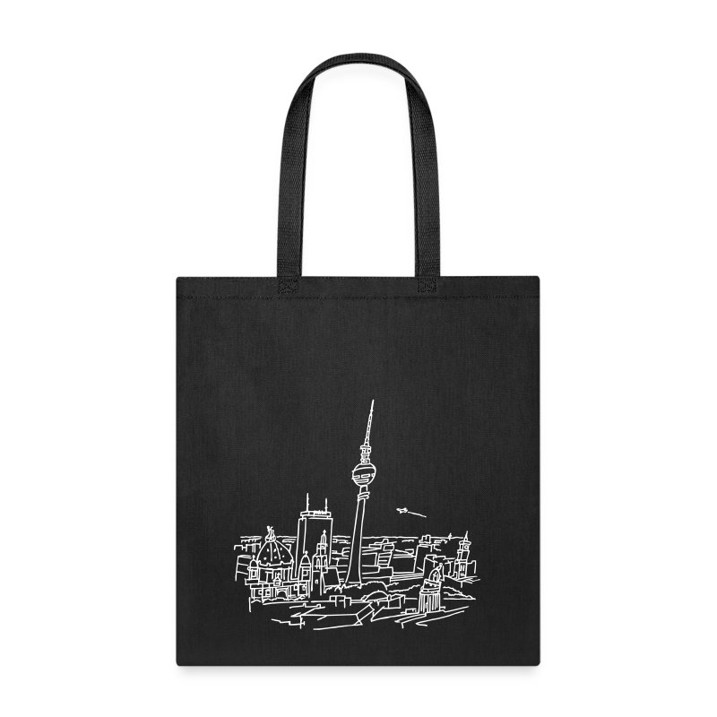 Panorama of Berlin Tote Bag