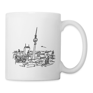 Panorama of Berlin - Coffee/Tea Mug