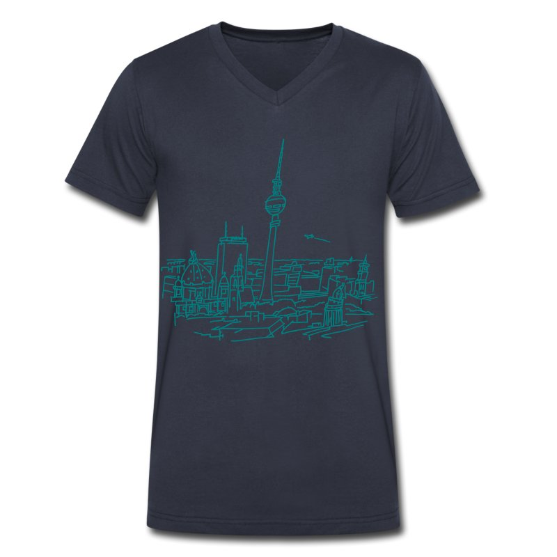 Berlin-t-shirt, Panorama