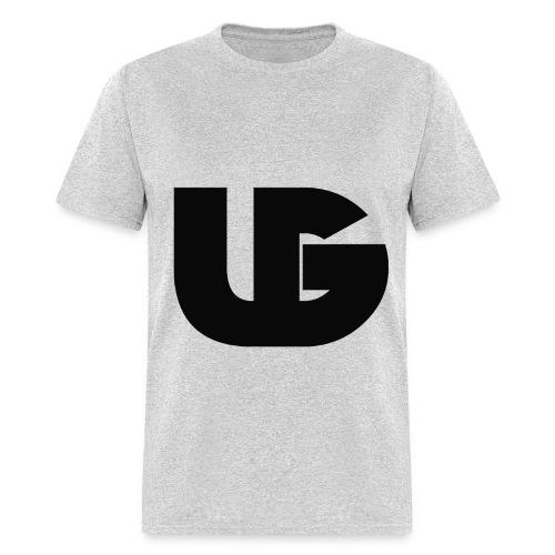 UntypicalGamer Logo Black - Men's T-Shirt