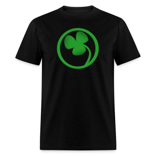 noL logo black - Men's T-Shirt
