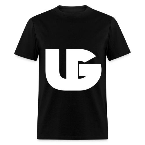 UntypicalGamer Logo White - Men's T-Shirt