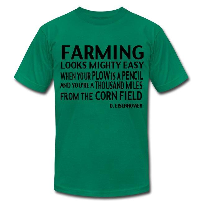 Farming D.Elsenhower