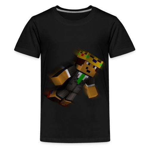 GijsGaming (Eerste Editie) {Kids} - Kids' Premium T-Shirt