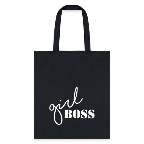 Girlboss Tote Bag - Tote Bag