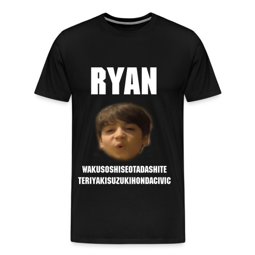Mens Ryan T-Shirt - Men's Premium T-Shirt
