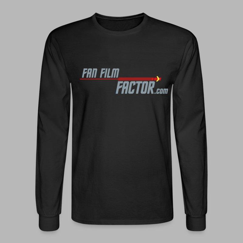 Fan Film Factor Long-sleeve - BLACK - Men's Long Sleeve T-Shirt
