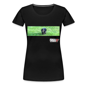 CAT Women's - Women's Premium T-Shirt
