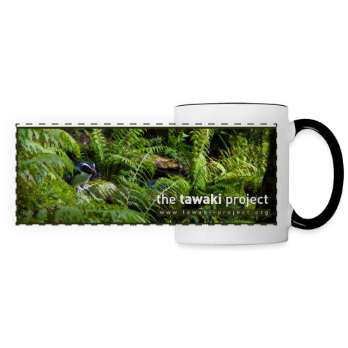 Tawaki Project coffee mug - Panoramic Mug