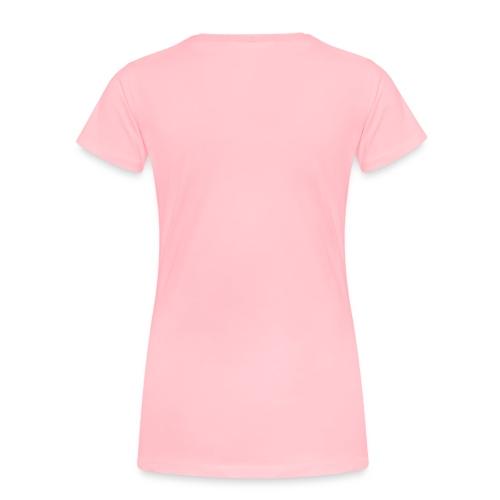 Pink Shirt [Female] - Women's Premium T-Shirt
