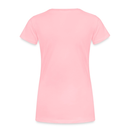 Pink Shirt [Female] - Women's Premium T-Shirt