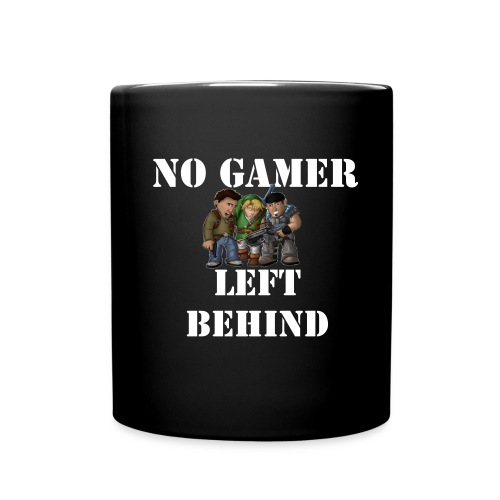 No Gamer Left Behind Mug - Full Color Mug