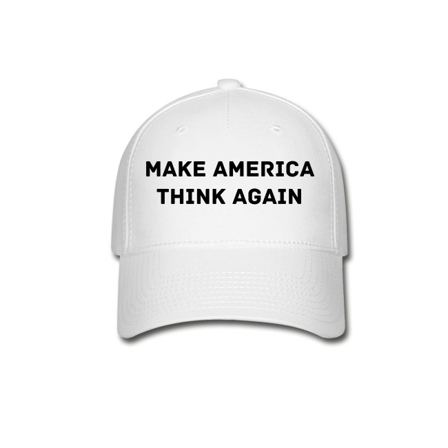 Think America Cap (black)