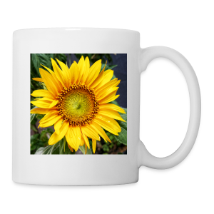 Sunflower Photo Mug - Coffee/Tea Mug