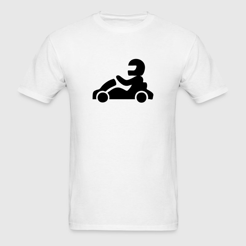 Kart Racing (Go-Kart) T-Shirts - Men's T-Shirt