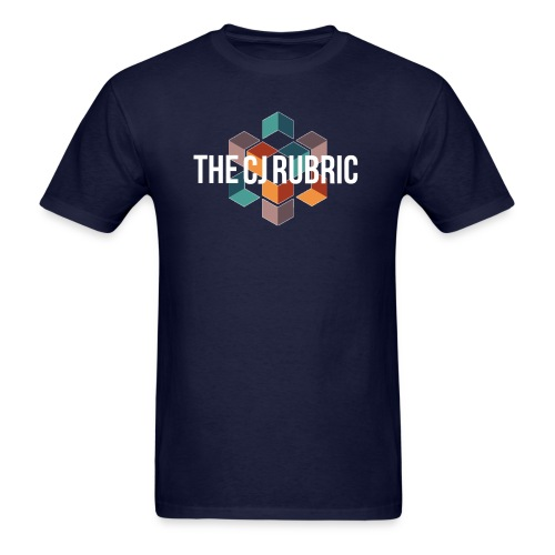 CJ Rubric - Men's T-shirt - Men's T-Shirt