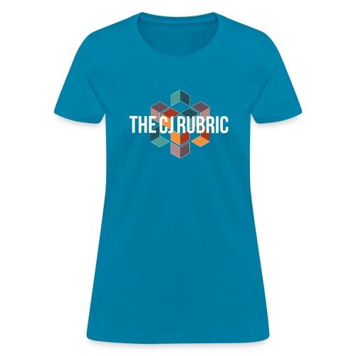 CJ Rubric - Womens T-shirt - Women's T-Shirt
