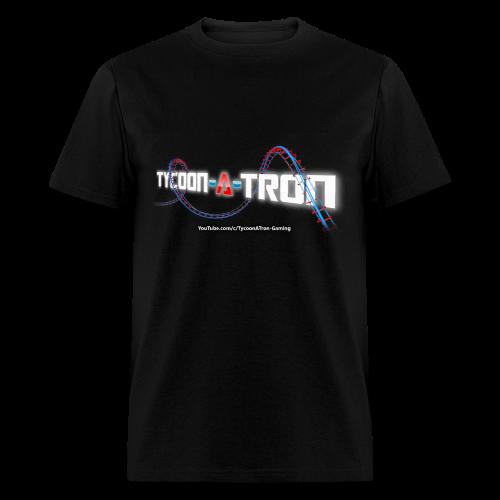 Corkscrew Tycoon-A-Shirt (Men's) - Men's T-Shirt