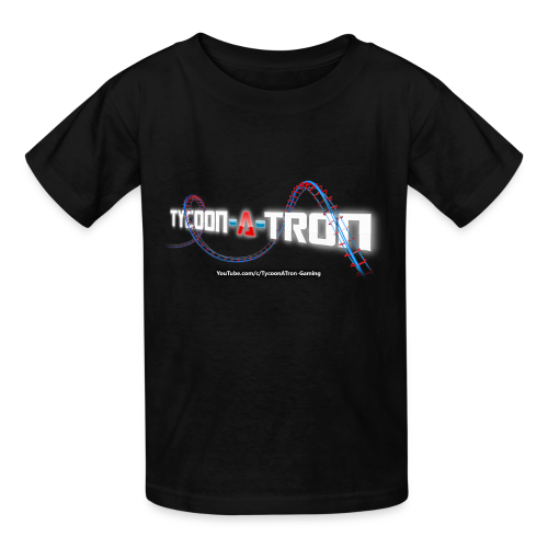 Corkscrew Tycoon-A-Shirt (Kids's) - Kids' T-Shirt