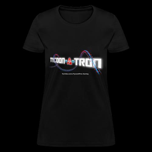 Corkscrew Tycoon-A-Shirt (Women's) - Women's T-Shirt