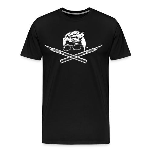Simply Sara Art (Men's) - Men's Premium T-Shirt