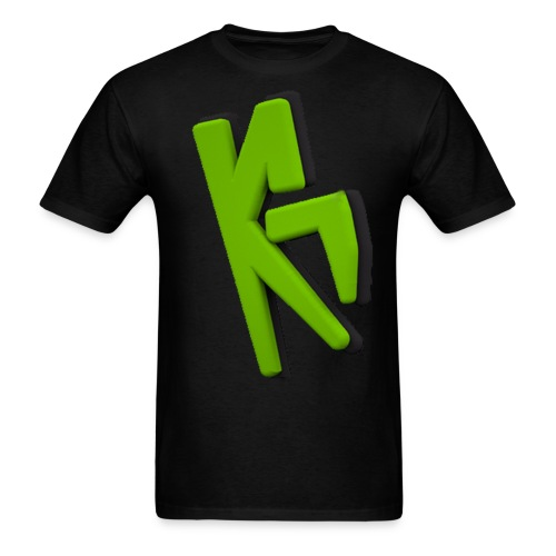 KrMa Gaming Black Shirt - Men's T-Shirt
