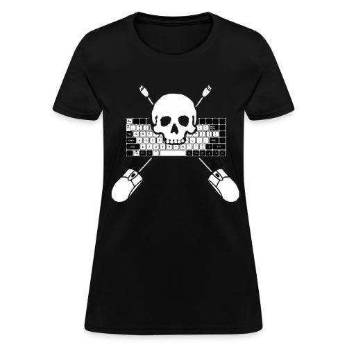 Women - Cyber Assassin - Women's T-Shirt