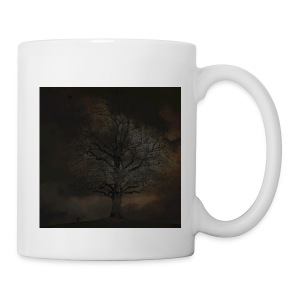 Stormy Tree Mug - Coffee/Tea Mug