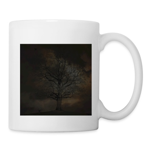 Stormy Tree Mug - Coffee/Tea Mug