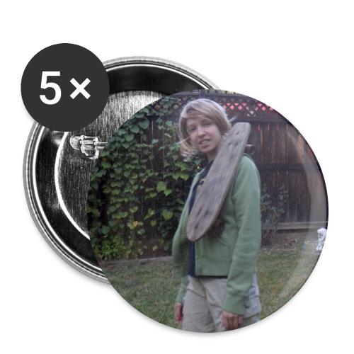Levi Gramy (L-Jay) Button - Large Buttons